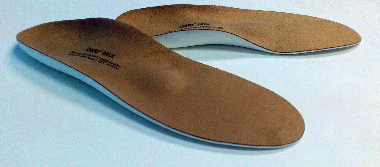 Можно ли вставлять стельки в ортопедические сандалии